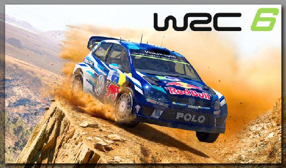 WRC 6 - Slideshow